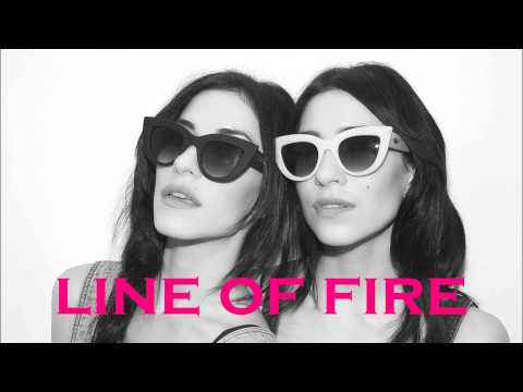 The Veronicas - Line Of Fire