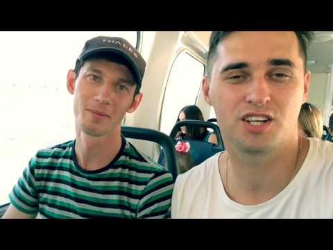 Поездка на ракете Херсон-Новая Каховка