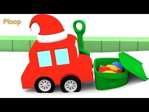 Cartoon Cars - Where's the TREE? - Childrens Cartoons for Kids - Childrens Animation Videos for kids