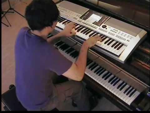 Tacabro Tacata Avicii Levels Pitbull International Love Taio Cruz There She Goes Troublemaker Piano video