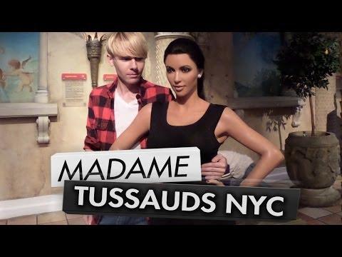 Madame Tussauds: One Direction, Kim Kardashian, Justin Bieber | Wax Museum NYC