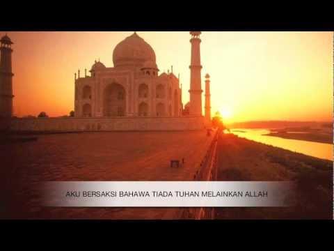 Kemerduan Suara Alunan Azan Muhammad Taha Al-junaid.m4v video