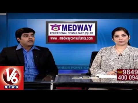 Career Point   Study in New Zealand   Medway Educational Consultancy l V6 News