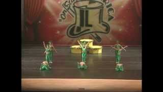 Le Serpentine - Jersey Cape Dance and Gymnastics Academy 2013