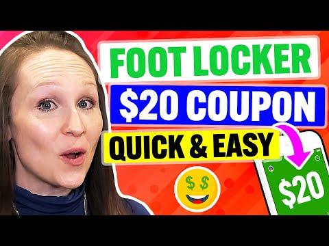 Download Lagu Foot Locker Coupon & Promo Code 2021: Get MAX Discount Quickly!.mp3