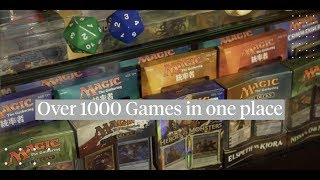 Upper West Side's First Board Game Cafe