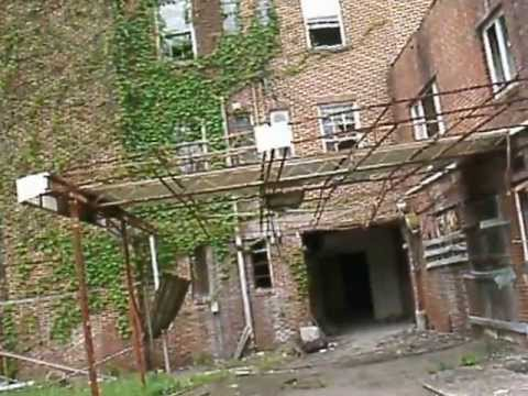 The Old Haunted Davis Hospital in Statesville,N.C. ~ 4-27 ...