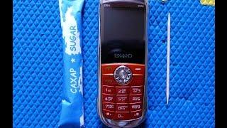 Lexand mini lph1 прикольный телефон +фото в описании
