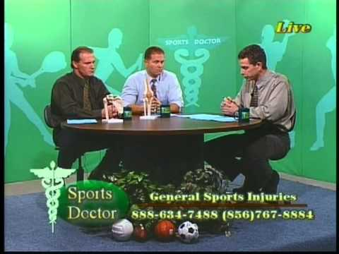 01/30/2003 Sports Doctor with Dr. John Salvo on General Sports Injuries