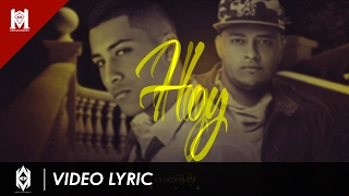 Antuan Feat Ronald El Killa - La Última Vez (Lyric Video)