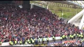 You've never seen such drama after the final whistle before - Huddersfield v Barnsley