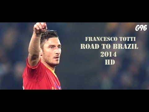 Francesco Totti - A.S.Roma  2014 l HD