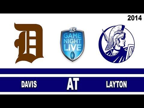 KSL GAME NIGHT LIVE - Davis vs Taylorsville High School -FULL GAME