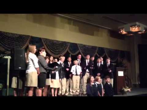 Annapolis Christian Academy Choir 2012