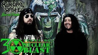 MUNICIPAL WASTE - Album Production  (Slime and Punishment interview #4)