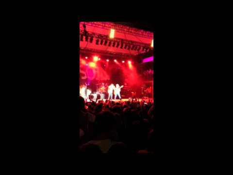 Soja The Green Anuhea Live Kaka'ako Amphitheater 1-21-12 video