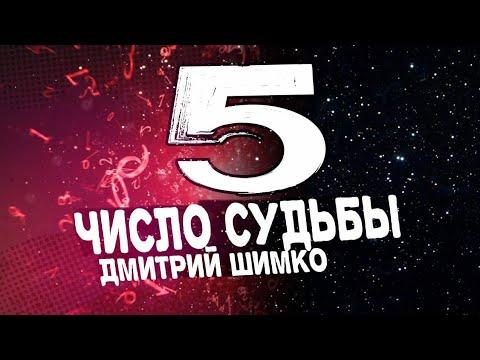 "Число Судьбы ""5"". Астротиполог - Нумеролог - Дмитрий Шимко"
