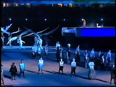 2006 Melbourne Commonwealth Games Opening Ceremony - Part 1