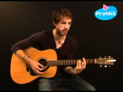 Guitare : Comment Jouer Creep De Radiohead ? (Version Droitier)