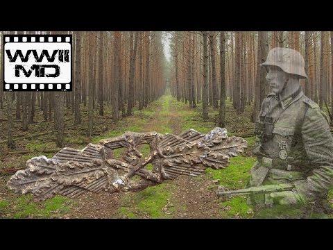 Новые раскопки и находки Waffen SS