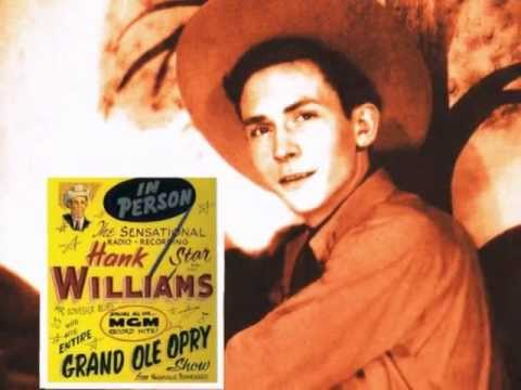 Hank Williams - Why Should We Try Anymore