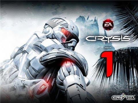 Видео как пройти Crysis