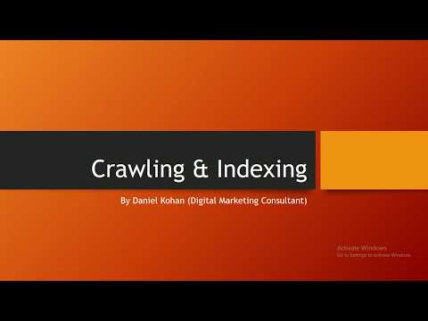 SEO for beginners tutorials (STEP-BY-STEP) | Crawling and Indexing
