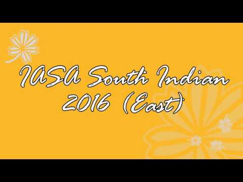 IASA South Indian 2016 Mix Central & East