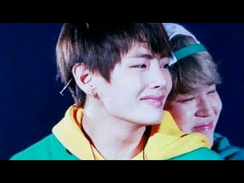 BTS V Cried After Reading His Letter To Jimin😍😢