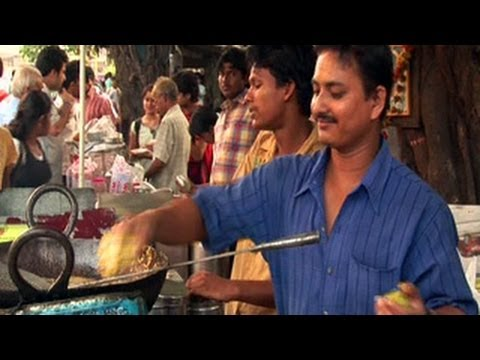 A La Cart!!! Food in the Streets of India
