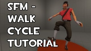 Walk Cycle Tutorial - Part 1