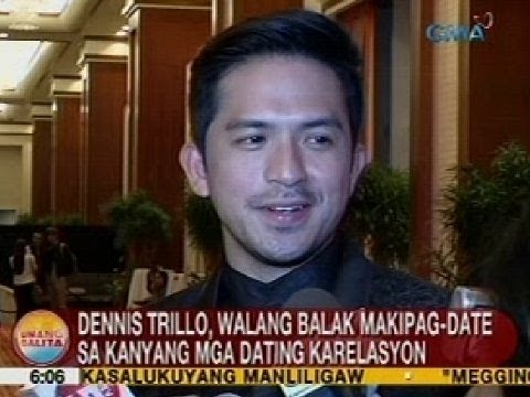 UB: Dennis Trillo, walang balak makipag-date sa kanyang mga dating karelasyon