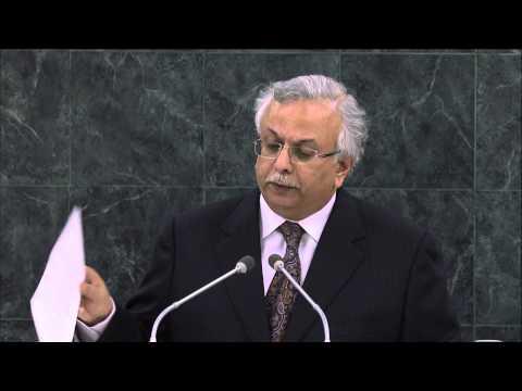 Saudi Denouncing Israel