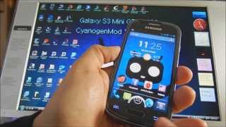 Rom Jelly Bean 4.3 - Galaxy S3 Mini I8190/L (EspañolMX)