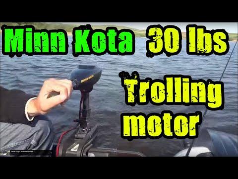 Minn Kota Endura 30 Lbs - Kolibri KM 280 Boat - Deka Marine Master 182Ah