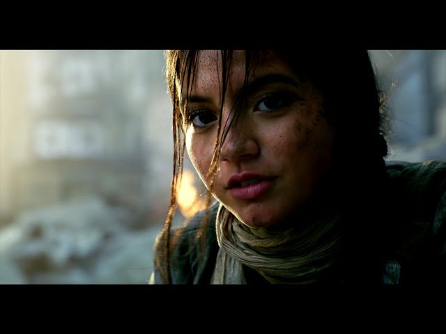 "Transformers: The Last Knight - Official Trailer #2 - ""Izzy Stays and Fights"""