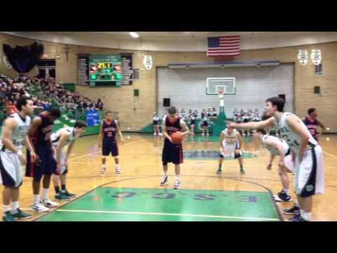 Matt Mooney layup