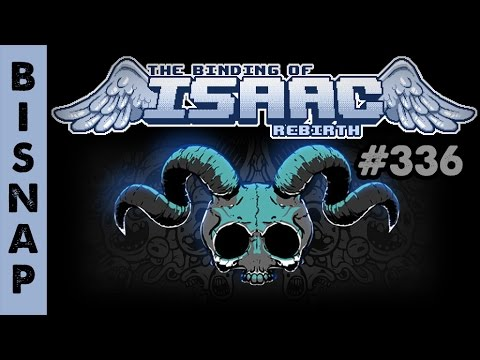 Bisnap Plays Isaac: Rebirth Episode 336 - Swell