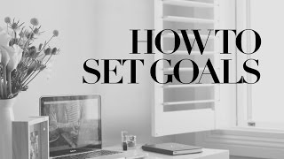 How to set goals | Professional Babe