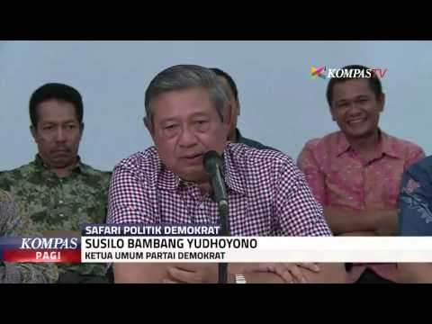 SBY Cari Calon untuk Pilpres 2019