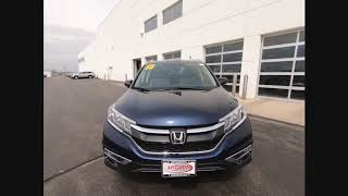 2015 Honda Cr-V Elgin IL E5772A