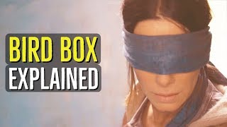 BIRD BOX (2018) Ending + Creatures Explained