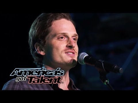 Kieran & Finian Makepeace: Brothers Perform Original Song - America's Got Talent 2014