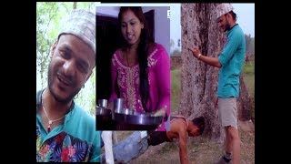 Doteli comedy video BHANU BHAKTA JOSHI '' SUPP'' with singer SITA GAUTAM 10.73 MB