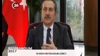 Tepebaşı Belediye Başkanı Dt.Ahmet Ataç