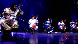 Haya Band Full Steam Ahead Mongolia Horse World Music