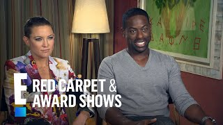 Kate Hudson Gushes Over Costar Sterling K. Brown | E! Live from the Red Carpet