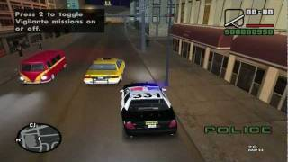 GTA SA SAPD:FR [ v2.5 BETA ] Traffic Stop Gone Wrong!