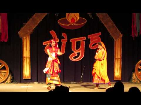 Radhaa Kaise Naa Jale  Diya 2013 (fall) Utoledo video
