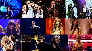 120 Memorable Eurovision Moments 1999   2018
